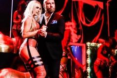 PLN Pitbull, Lil Jon, Chesca, John Travolta 2