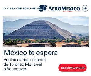 Latin Grammy 2019 Banner Aeromexico