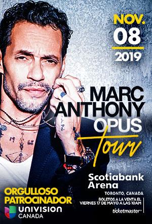 Marc Anthony Tour 2019