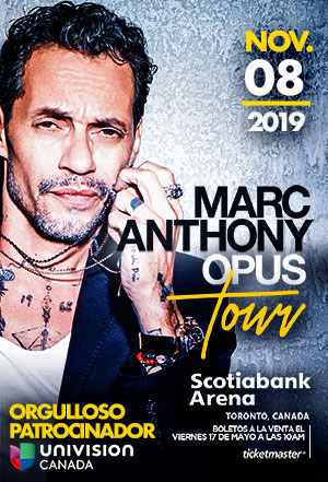 Marc Anthony Tour 2019
