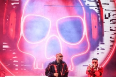 PLN Daddy Yankee, Nicky Jam Los Cangris 1